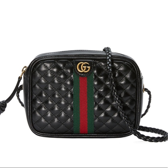 12d853876630 Gucci Bags | Quilted Crossbody Bag | Poshmark